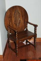 Reproduction Monks Chair